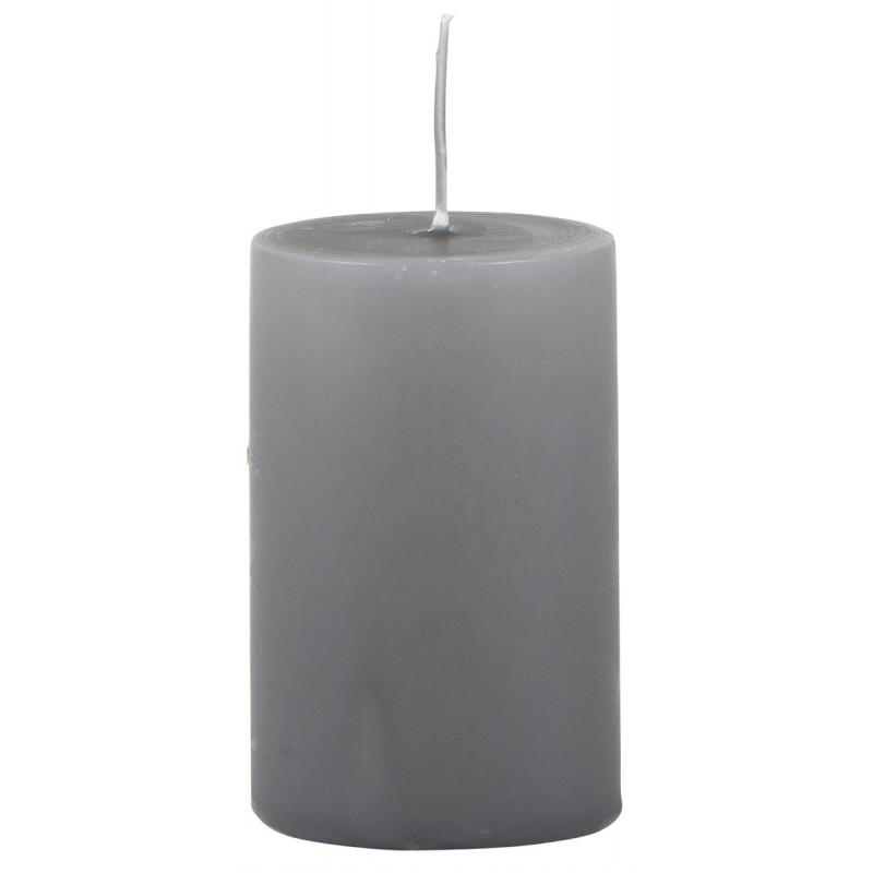 Image of   Bloklys - ib laursen - mørkegrå ø:6 h:10 - diederich lys