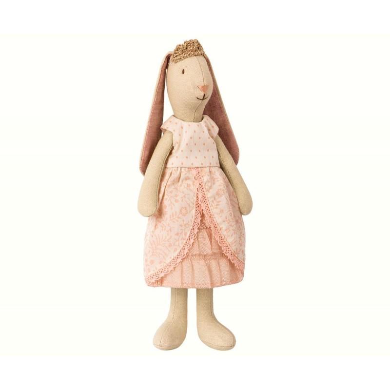 "Kanin - Maileg Mini Bunny ""Prinsesse Rose"""