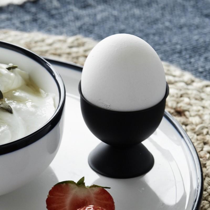 Æggebæger - nordal - sort