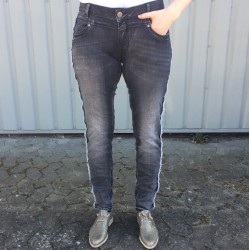 Jeans - Blue Python