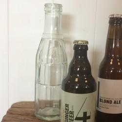 Mælke / Saft Flaske 0,5 ltr. - Gammel