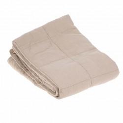 Sengetæppe - Cozy Room - beige / sand 240x260