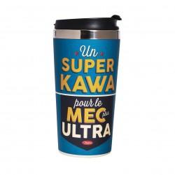 "Termokrus i bambus ""Super Kawa"""
