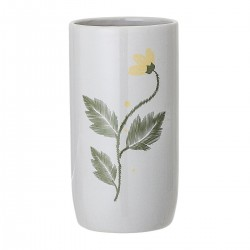 Vase, Grå, Stentøj