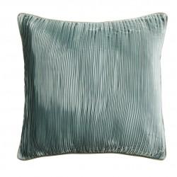 Pudebetræk plisseret mint grøn - Nordal 45x45