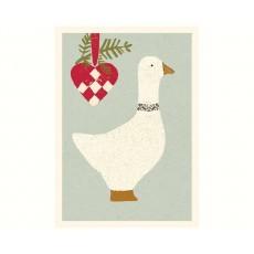 """Maileg - lille kort """"Juletræ"""" - Til og fra kort"""