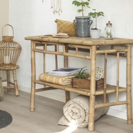 Konsolbord i bambus - Ib Laursen