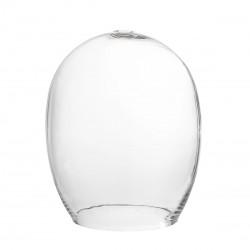 Deko Glas kuppel / klokke m/ hul - Bloomingville