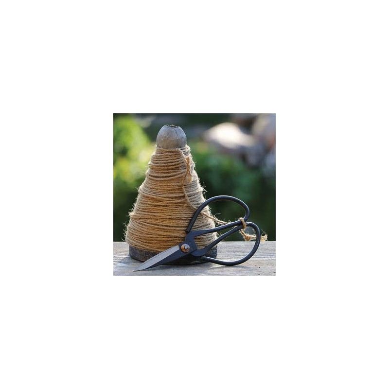 Træspole m/ snor og saks - Aafod