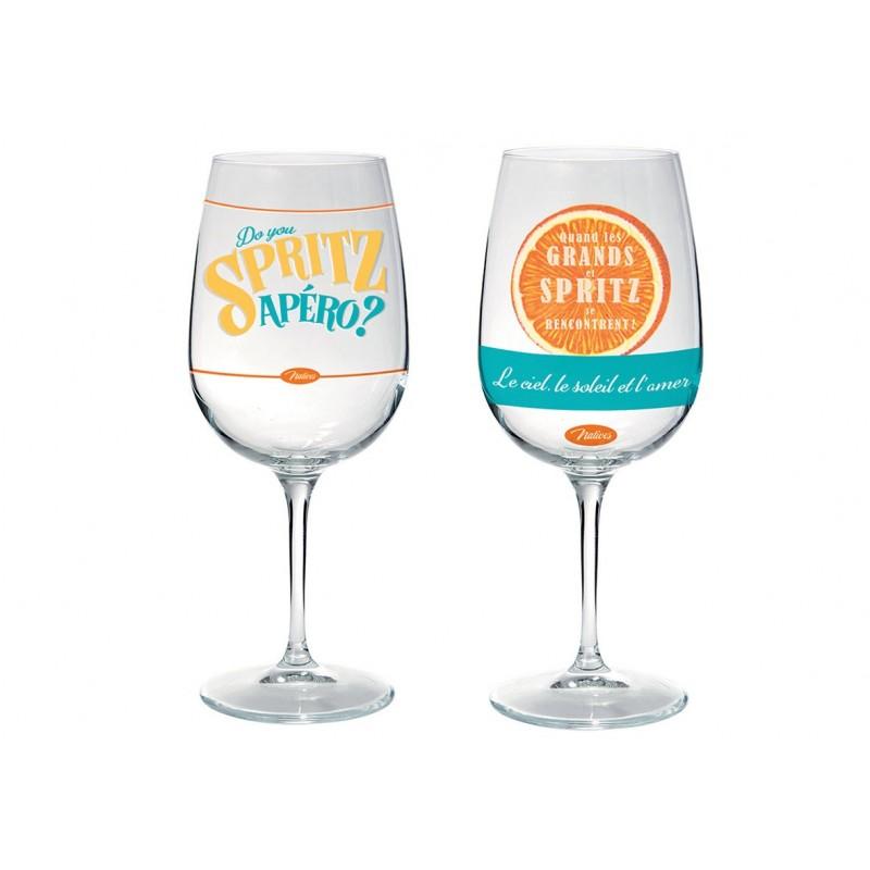 """Glas """"Spritz"""" sæt á 2 stk. - Natives """"Aperole"""""""