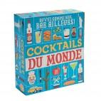 "Coktailsæt m/ 5 dele ""Cocktails du Monde"" - Natives"