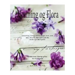 Honning og Flora - Bog nr. 1, 269 sider Hardback