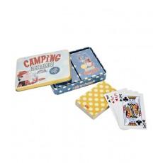"Kort Spil i Dåse - Natives ""Camping pas un radis"""