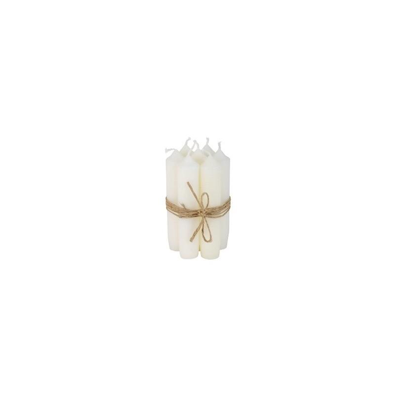 Image of   Bedelys lys hvid - 1 bdt. á 7 stk. - ib laursen