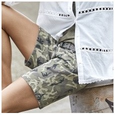 "Shorts Army - Costamani ""Capri"""