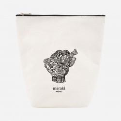 Toilet bag, Doddy, l: 21 cm, w: 6.5 cm, h: 14.5 cm