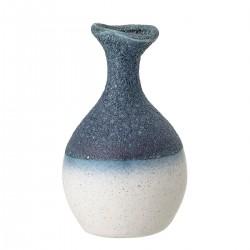 Vase, Blå, Stentøj