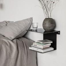 HD, 2C, Shelf, Book, Black antiquel: 25 cm, w: 32