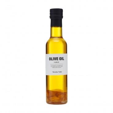 Olivenolie m/ hvidløg - Nicolas Vahé