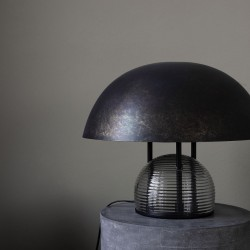 HD, 2C, Table lamp, Umbra, Antique brown, E27, Max
