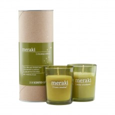 MK, 6C, Scented candle, Christmas editionh: 6.7 cm