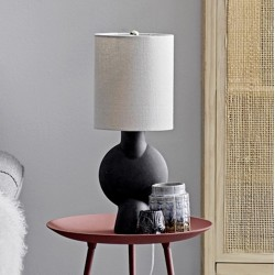 Bordlampe brun Terrakotta - Bloomingville