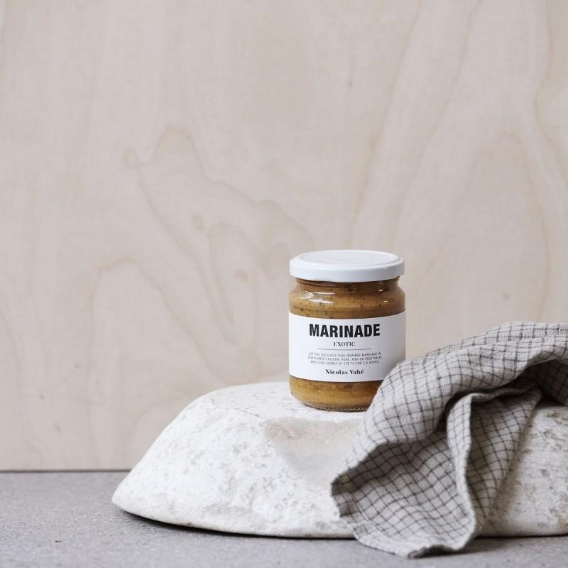 Marinade m/ Coconut & Mango - Nicolas Vahé