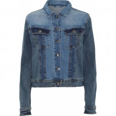 "Cowboy Jakke ""Denim"" - Costamani"