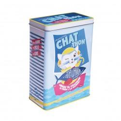 """Katteskål """"Chat thon"""""""