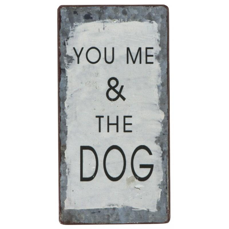 "Magnet - ib laursen ""you me & the dog"""