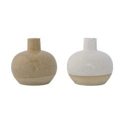 Vase - Bloomingvile - Keramik, vælg ml. 2 forskellige