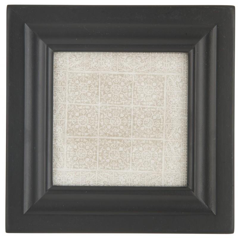 Ramme sort - ib laursen - foto 9x9 cm