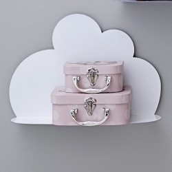 Hylde sky - Bloomingville Mini - Hvid