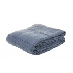 Sengetæppe - Cozy Room - Koksgrå 200x230