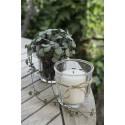 Glas til potteholder i wire