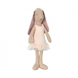 "Kanin - Maileg Mini Bunny Brown ""Fleurie"""